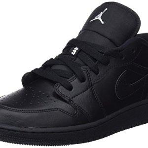 Nike Unisex Kids' Air Jordan 1 Low (Gs) Basketball Shoes 419djSUnPgL