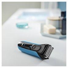 Braun-Series-3-ProSkin-3040s-Afeitadora-elctrica-para-hombre-mquina-de-afeitar-barba-inalmbrica-y-recargable-WetDry-color-negro-y-azul