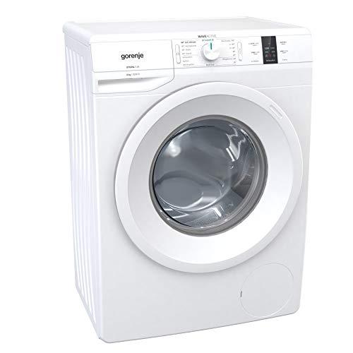 Gorenje WP62S3 lavatrice Libera installazione Caricamento frontale Bianco 6 kg 1200 Giri/min A+++