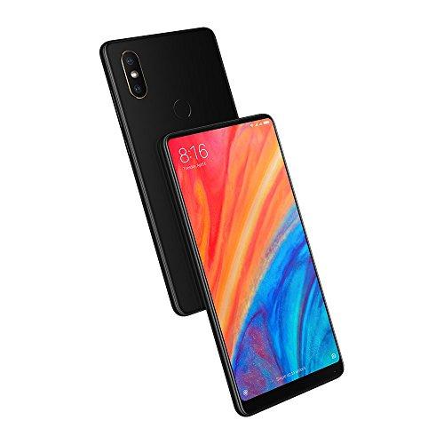 Xiaomi Mix 2S Smartphone portable débloqué 4G (Ecran: 5,99 pouces - 128 Go - Nano-SIM - Android) Noir 23