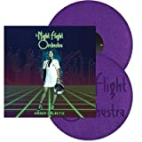 THE NIGHT FLIGHT ORCHESTRA, Amber galactic VIOLET - 2LP