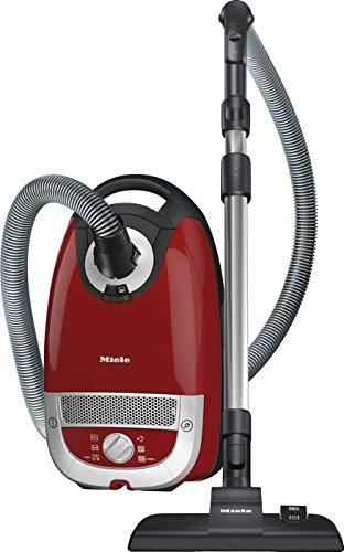 Miele Complete C2 Tango Ecoline Aspirapolvere, 550 watts, 4.5 litri, 79 decibels, Rosso Mango