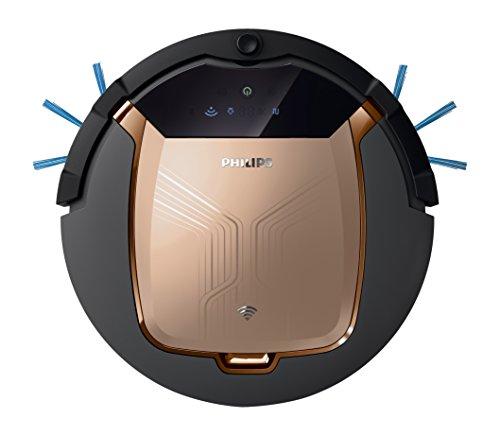 Philips-FC883201-Aspirateur-Robot-Cuivre