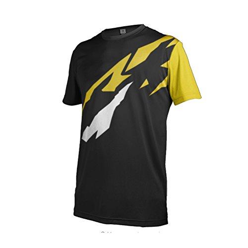 Uglyfrog #02 2017 Nueva Verano Camisetas Para Hombres Manga Corta Camisetas Downhill MTB Bicicleta De Montaña Ropa Ciclismo jerseys