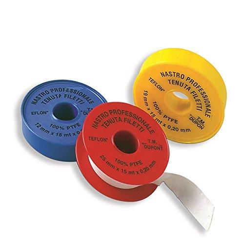 AcquaStiLLa 108784 Nastro in PTFE, Multicolore
