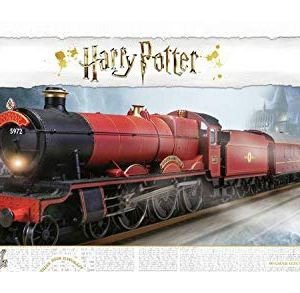 Hornby Hogwarts Express Train 41ANLLFAN6L