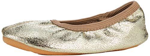 Beck Basic, Sneaker Bambina, Oro (Gold 14), 34 EU
