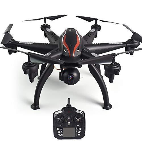 Goolsky L100 1080P 5G WiFi FPV Telecamera grandangolare 6 Assi GPS RC Drone Auto Seguire RC Hexacopter RC Toy per Adulti Bambini