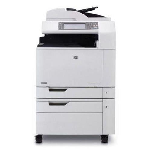 HP LaserJet CM6040 All-in-One Farblaser Multifunktionsdrucker (A3, Drucker, Scanner, Kopierer, Fax, Ethernet, USB, 1200x600)