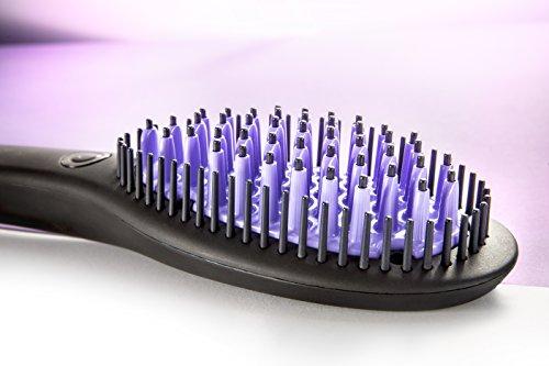 Dafni Hair Straightening Brush- ORIGINAL & NEW