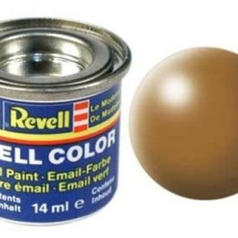 32382 – REVELL – legno marrone, seidenmattral 8001 – 14ml-dose