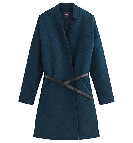 Promod Mantel aus Wollmix