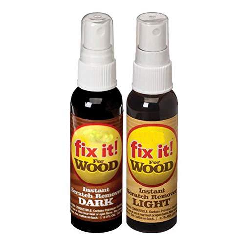 Farrom Kit di riparazione del legno Kit di riparazione del pavimento di vernice per mobili Colla...