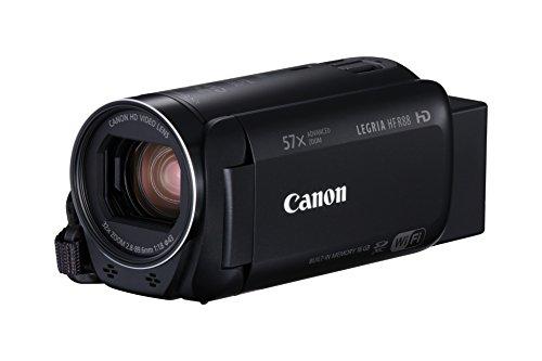 Canon LEGRIA HF R88 Fotocamera Digitale Compatta, Nero