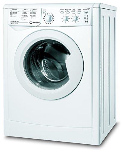 Indesit IWC 61052 C ECO IT Libera installazione Carico frontale 6kg 1000RPM A++ Lavatrice (Libera...