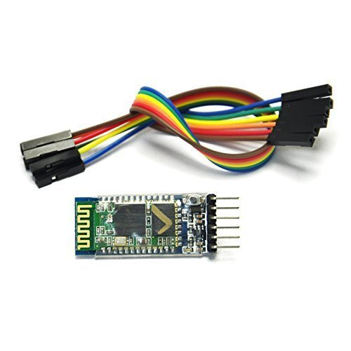 Wireless Bluetooth RF Serial 6 Pin HC-05-Interfaccia modulo RS232 Master-Slave