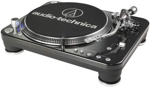 AUDIO-TECHNICA AT LP1240 USB Giradischi professionale a trazione diretta
