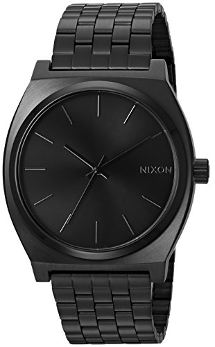 Nixon Orologio da Uomo Analogico al Quarzo con Cinturino in Acciaio Inox – A045001-00