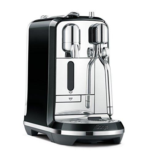 Sage Nespresso Creatista Pod Or Capsule Coffee Device Black Aldi Alcafe Ristretto Asda Extra Special Intenso Café Royal Espresso Forte Taylors