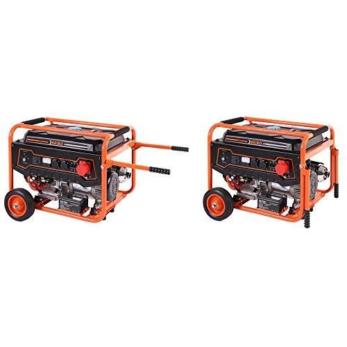 BRIXO Power Motor-generador 5500W Trifásico A Gasolina Depósito L Power MAX