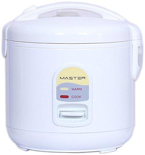 MASTER CR01, Cuociriso, 220-240V - AC 50/60Hz, 400 W, Bianco