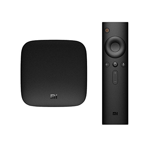 Xiaomi TV Box3 WiFi HDMI amlogic Android6.0 2+8G Film Google Fonte Netflix STB IPTV Cortex A53 Quad Core 2.0 Ghz Mali-450 Media lect