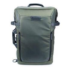 Veo Select 49GR - Mochila y Bolso 2en1, para Uso fotográfico y Diario, Verde