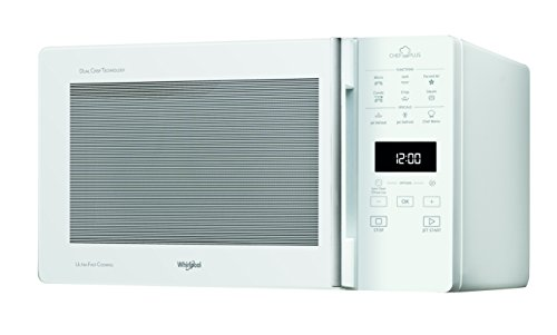 Whirlpool MCP 349 WH Forno a Microonde, 25 Litri, Bianco