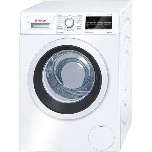 Bosch Serie 6 WAT28438IT Libera installazione Carica frontale 8kg 1400Giri/min A+++ Bianco lavatrice