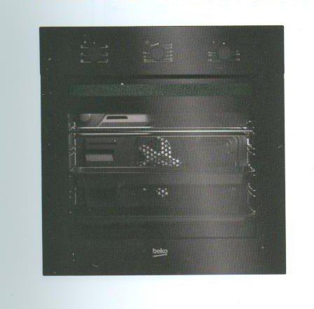 BEKO - Forno ad Incasso Multifunzione BIE 21100 B Finitura Nero da 60cm