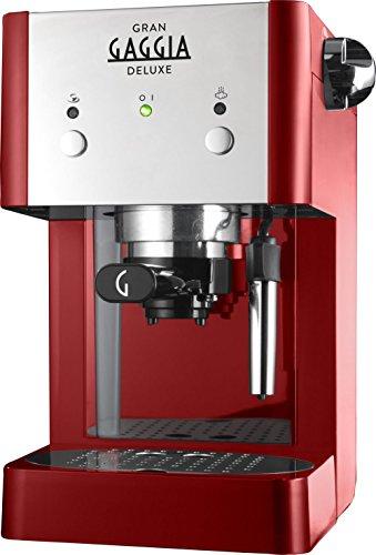 Gaggia RI8425/22 Grangaggia Deluxe , Rosso