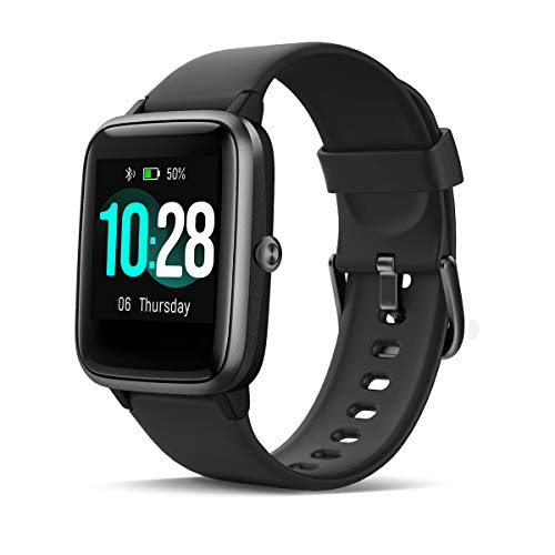 HOMVILLA Smartwatch, 1.3' LCD Orologio Fitness Tracker Impermeabile IP68 Activity Tracker con...