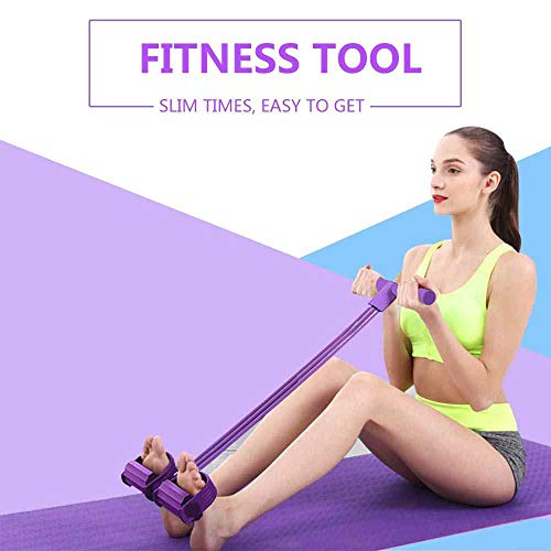 Aprillia Pull Reducer, Waist Reducer Body Shaper Trimmer for Reducing Your Waistline and Burn Off Extra Calories, Arm Exercise, Tummy Fat Burner, Body Building Training, Toning Tube (MULTICOLOR AVAILABLE)