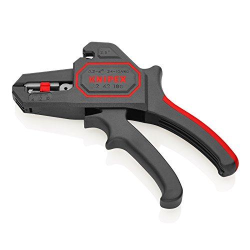 Knipex 12 62 180 – automatische Abisolierzange