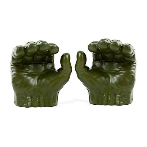 Jiang Hui Pugni di Hulk,Guanti da Boxe per Bambini Paio di Guanti da Pugilate Peluche Guanti da...