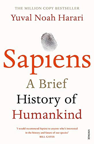 Sapiens: A Brief History of Humankind 4
