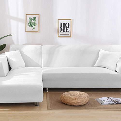 1 o 2 pezzi di coperture per divano ad angolo Divano a forma di L Soggiorno Soggiorno Divano...