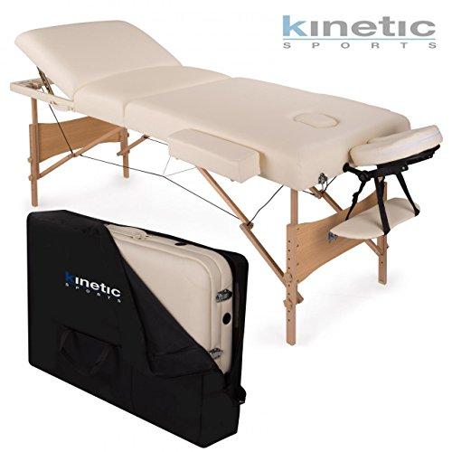 Kinetic Sports - Massageliege MB03 3 Zonen