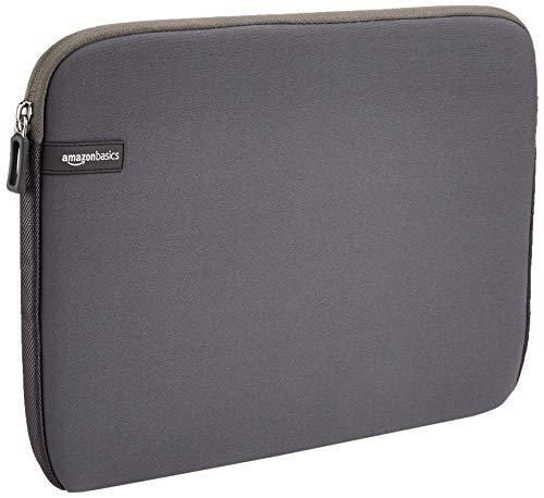 AmazonBasics 13.3-inch Laptop Sleeve (Grey)