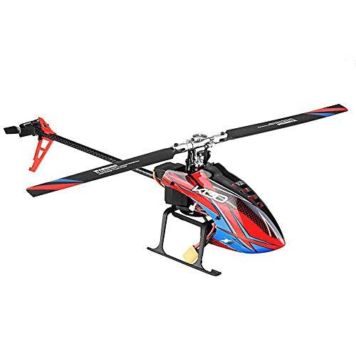 Smmli Aliante Elettrico 2.4GHz Simulazione Modello Navigazione in Elicottero Aeroplano Giocattolo Volo Lungo Ricarica Principiante Drone 6 canali Bambino Ragazzo