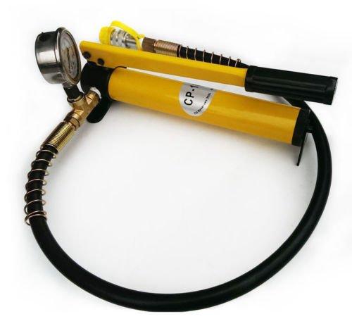 cp-180180kg/cm2funzionamento-Pompa a mano con misuratore di pressione