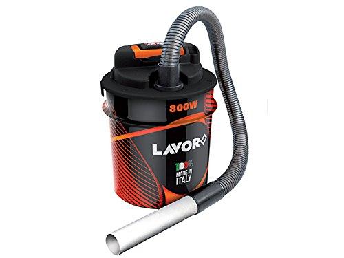 Lavorwash 82892 LAVOR ASPIRACENERI con Filtro Ashley 1.2, 800 W, Rosso/Nero