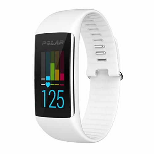 Polar A360 Fitness Activity Tracker Monitoraggio Attività Fisica con Cardiofrequenzimetro...