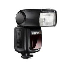 Walimex 20772 Negro - Flash (Negro, 1,8 s, Nikon, 5600 K, 360°, 90°)