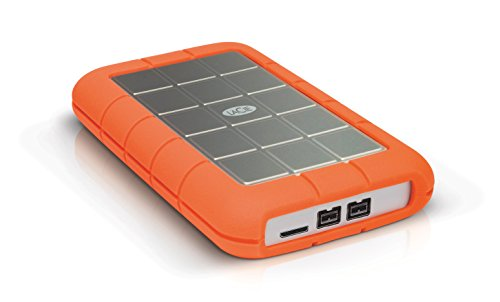 LaCie 301984 1TB Rugged Triple USB 3.0 USB 3.0 | USB 2.0 | FireWire 800