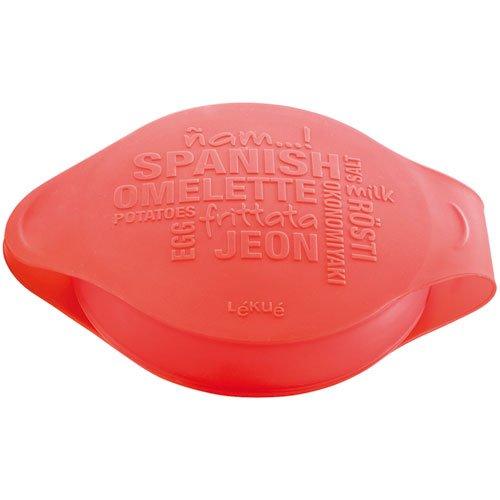 Lekue 3402700R10U008 – Recipiente para cocinar tortillas