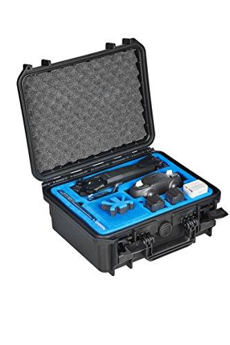 Valigette Parrot Anafi/Valigette di trasporto MC-CASES - Made in Germany - 5 anni di garanzia