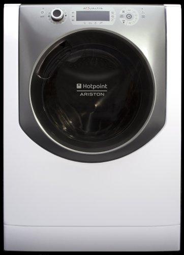 Hotpoint Ariston - AQ 113 D69 - Lave-Linge Frontal Pose Libre  - 1600 rpm - 11 Kg - Classe: A+++ - Blanc / Titanium