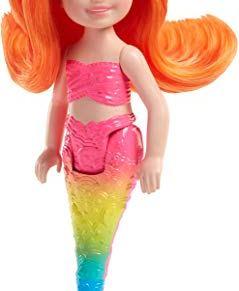 Barbie FKN05 Dreamtopia - Mini Sirena, Multicolor