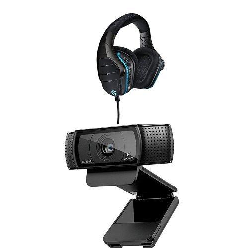 ... Logitech G633 Artemis Spectrum Pro Gaming Cuffie con Microfono 7b65a0045e5c